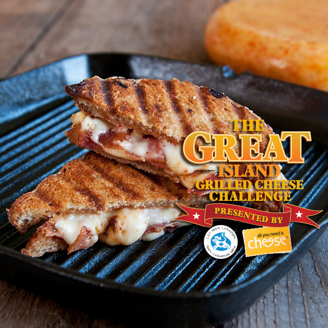 The Great Grilled Cheese Challenge
