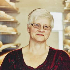 Martina ter Beek: The Cheese Lady