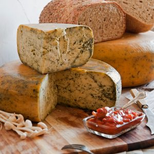 Herb & Garlic Gouda Cheese