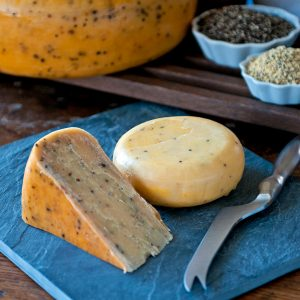 Pepper Mustard Gouda Cheese