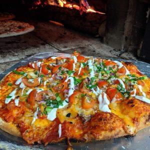The Maggie Pizza